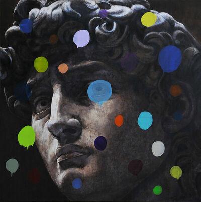 M. Irfan, 'Composition #4 - David', 2015