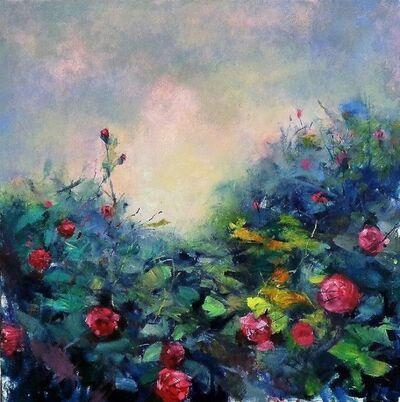 Carmelo Blandino, 'Field of Wild Roses', 2015