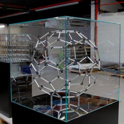 Mahmoud Obaidi, 'The Cube', 2013