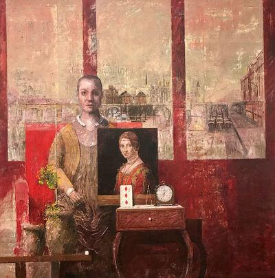 Emilio Trad, 'Sur le Fil du Temps', 2013