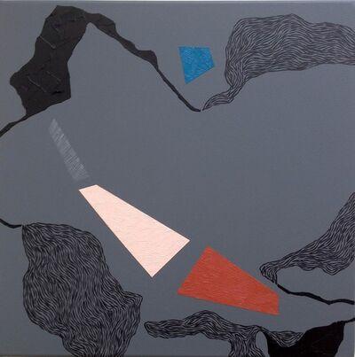 Zsófi Barabás, 'Slow blue', 2016