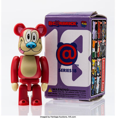 BE@RBRICK, 'Series 18- Horror 100%', 2009