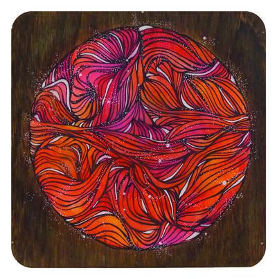"""PAU Quintanajornet, '""""AYNI-red""""', 2016"""