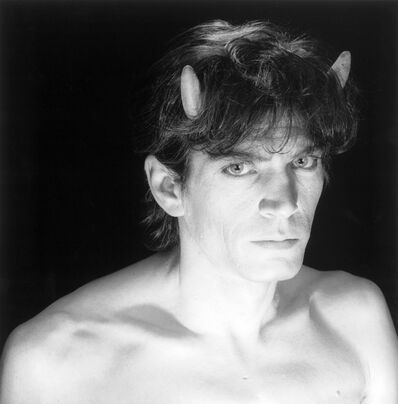 Robert Mapplethorpe, 'Self-Portrait', 1985