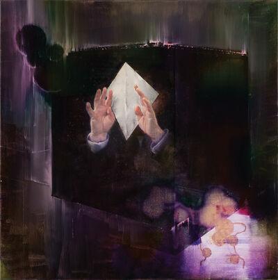 Attila Szűcs, 'Black box', 2018