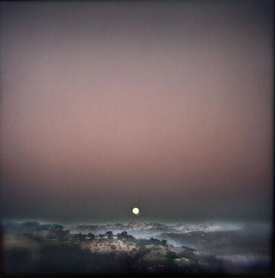 Susan Burnstine, 'Moonrise over Mulholland', 2021