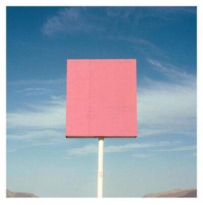 George Byrne, 'Pink Desert', 2016