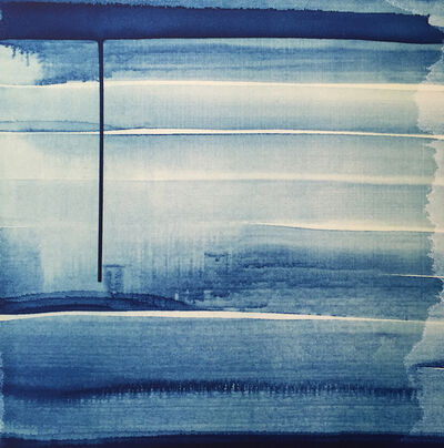 Karen J. Revis, 'Indigo 9', 2015