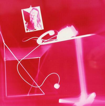 Massimo Barzagli, 'Ragazza rosa'