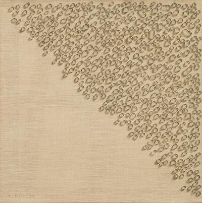 Kim Tschang Yeul, 'Waterdrops', 1973