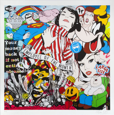 Ben Frost, 'Employee of the Month', 2014