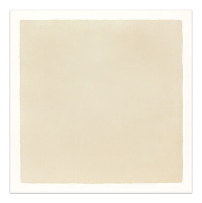 Robert Ryman, 'Untitled [7]', 1972
