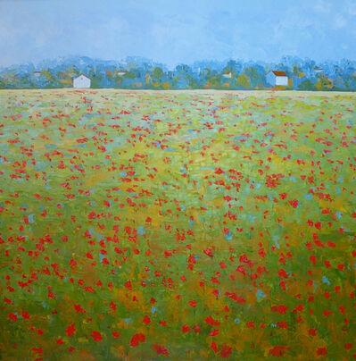 Cynthia Reid, 'Spring Meadow', 2017