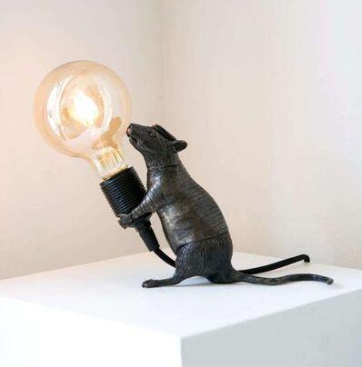 Hama Woods, 'Rat giving light (standing)', 2018