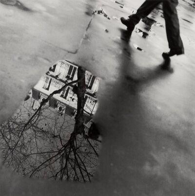 Louis Stettner, 'Place St. Augustine, Paris', 1986