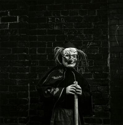 Yasuhiro Ishimoto, 'Halloween, Chicago', 1950s-printed later