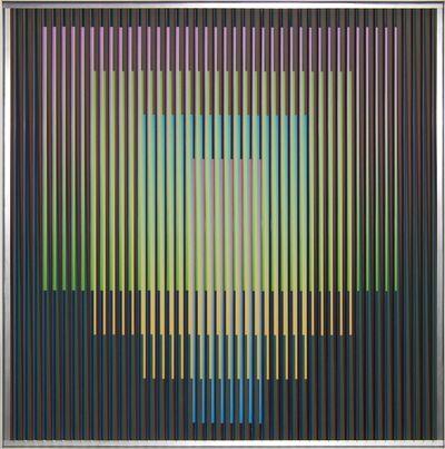 Carlos Cruz-Diez, 'Physichromie Panam 46', 2010
