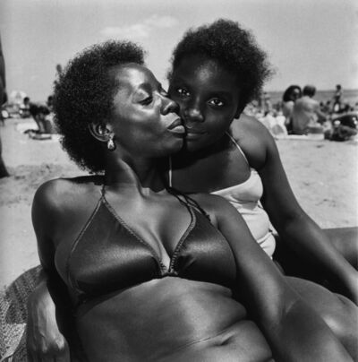 Rosalind Solomon, 'Mother and Daughter, Brighton Beach, New York', 1985