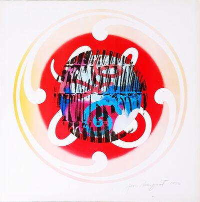 James Rosenquist, 'Circles of Confusion and Light Bulb', 1966