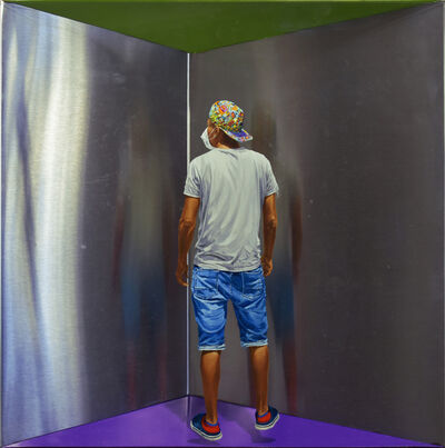 John Geoffrey Sánchez, 'Barequero 2', 2020