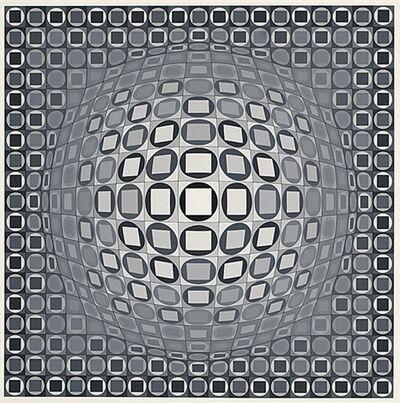 Victor Vasarely, 'Gewa', 1983