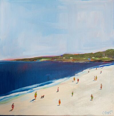 Tim Collom, 'Carmel Sunday', 2019