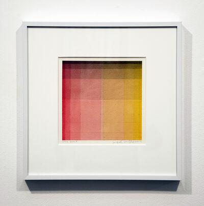 Sanford Wurmfeld, 'Watercolor Series F #7', 2011