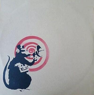 Banksy, 'Dirty Funker (Radar Rat)', 2008