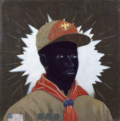 Kerry James Marshall, 'Cub Scout', 1995