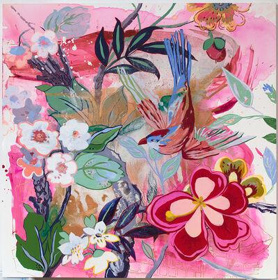 Elisabeth Condon, 'Pink Feeder', 2015