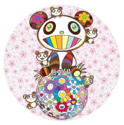 Takashi Murakami, 'Sakura & Panda', 2020