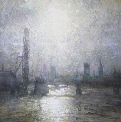 Benjamin Warner, 'Morning light, Thames', 2016