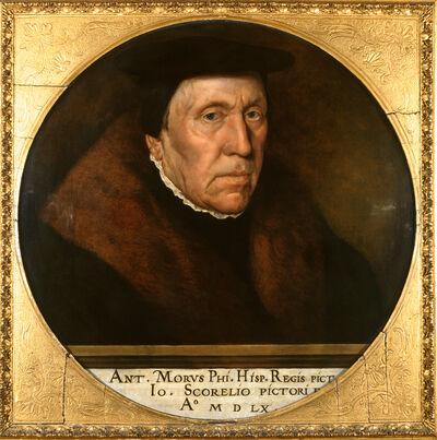 Antonis Mor, 'Portrait of Jan van Scorel', 1559-1560