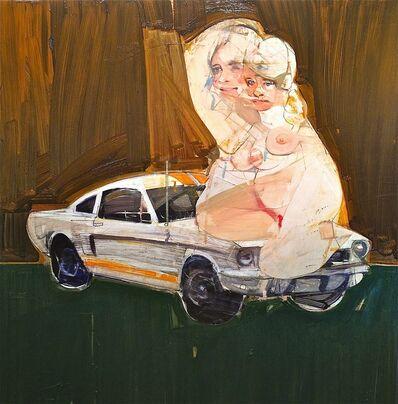 Karim Hamid, 'Mustang Shelby', 2013