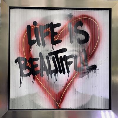 Efraim Mashiah, 'Life is Beautiful', 2020
