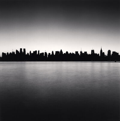 Michael Kenna, 'Manhattan Skyline, Study 1, New York, USA', 2006