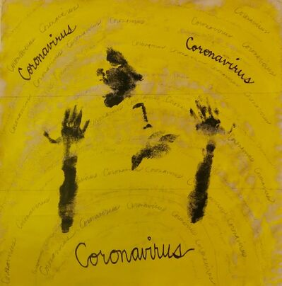 Susan Spangenberg, 'Coronavirus', 2020