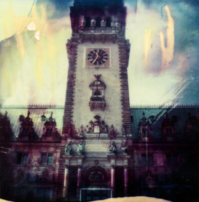 Carmen de Vos, 'Hamburg-Rathaus #02 - from the series Been there, done that', 2006