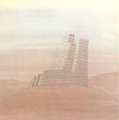 Jean Michel Folon, 'Untitled', 1970
