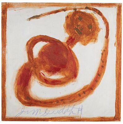 Jimmy Lee Sudduth, 'Serpent Woman', ca. 1990