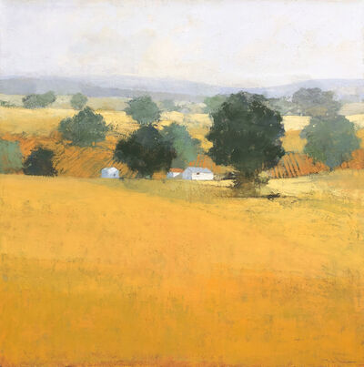 Paul Balmer, 'Passing Countryside', 2018