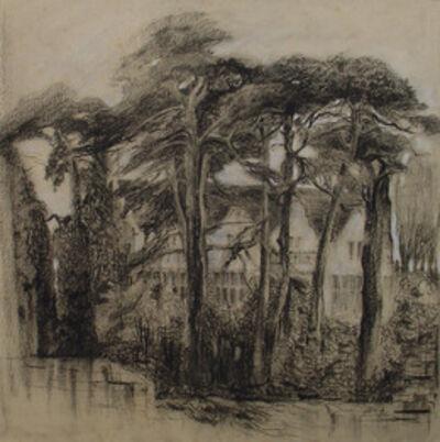 Louis Kahn, 'Gabled Manor, England', 1928