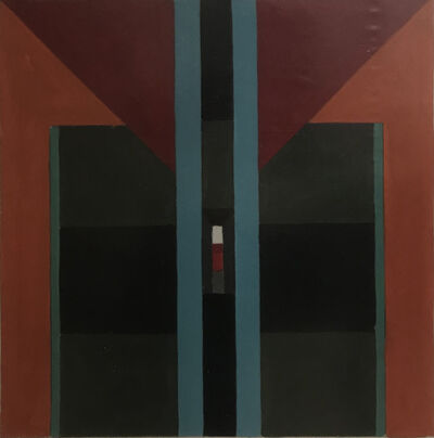 Fanny Sanin, 'Study for Painting No. 1 (4)', 2012