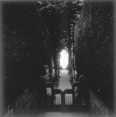 Lynn Geesaman, 'Path and Gate, Castle Drogo, Devon , England (10-91-17-7)', 1991