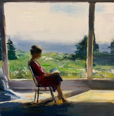 Craig Mooney, 'Garden Reflections', 2019