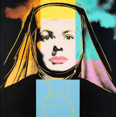 Andy Warhol, 'Ingrid the Nun', 1983