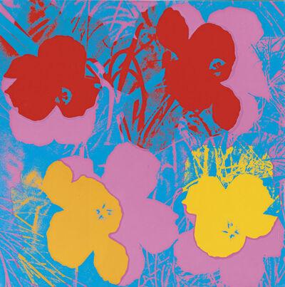 Andy Warhol, 'Flowers (FS II.66)', 1970