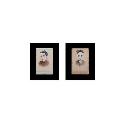 Andrea Lería, 'Archivum -selfies-, Selfies #3', 2019