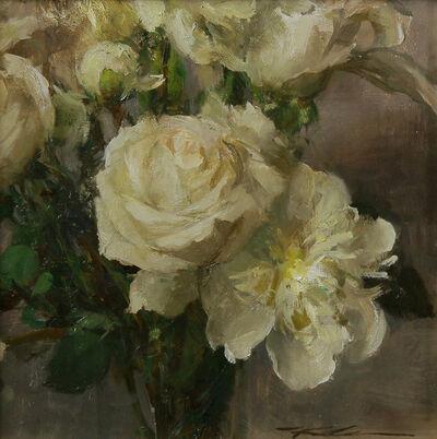 Michael Klein, 'White Bouquet', 2018