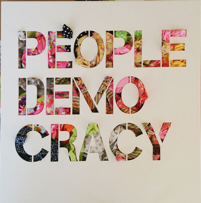 JOSEPH (b. 1961), 'People Democracy'
